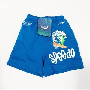 Speedo Baby Swim Diaper Trunks